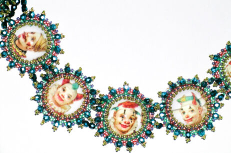 Clown Around – Necklace