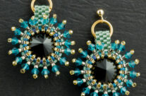 Tender Turquoise – Earrings