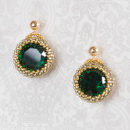 The Emerald Earrings