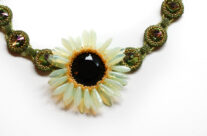 Sunflower – Necklace